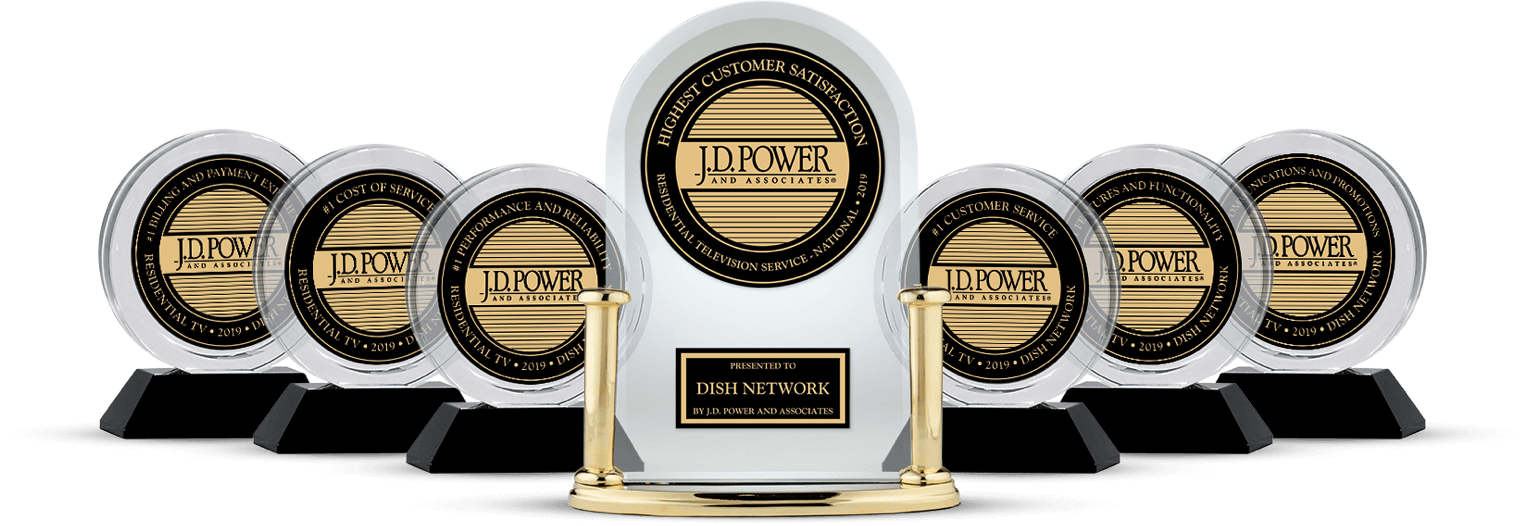 DISH Customer Satisfaction - Ranked #1 by JD Power - Sunflower Satellite Sales in Goodland, KS - DISH Authorized Retailer