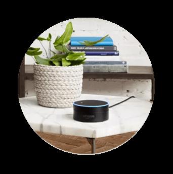 DISH Hands Free TV - Control Your TV with Amazon Alexa - Goodland, KS - Sunflower Satellite Sales - DISH Authorized Retailer