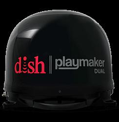 DISH Playmaker Dual - Outdoor TV - Goodland, KS - Sunflower Satellite Sales - DISH Authorized Retailer