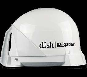 The Tailgater - Outdoor TV - Goodland, KS - Sunflower Satellite Sales - DISH Authorized Retailer