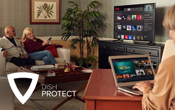 Get DISH Protect from Sunflower Satellite Sales in Goodland, KS